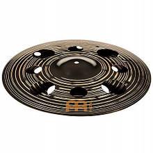 "Барабанная тарелка MEINL CLASSICS CUSTOM DARK TRASH STACK 12"""