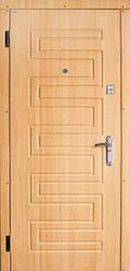 Модель 19 входные двери Саган классик 2 замка, г. Николаев