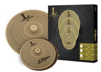 Набор тарелок ZILDJIAN L80 LOW VOLUME BOX SET LV38