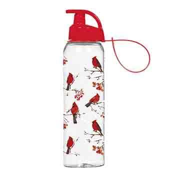 Бутылка д/воды пл. HEREVIN RED BIRD 0.75 л д/спорта (161405-330)