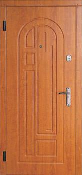 Модель 20 входные двери Саган классик 2 замка, г. Николаев - OPEN в Николаеве