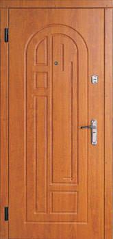 Модель 20 вхідні двері Саган класик 2 замку, р. Миколаїв, фото 2