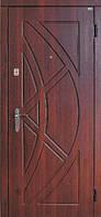 Модель 22 входные двери Саган классик 2 замка, г. Николаев