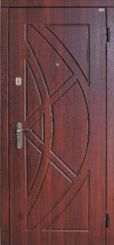 Модель 22 входные двери Саган классик 2 замка, г. Николаев, фото 2
