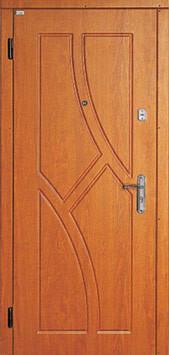 Модель 23 входные двери Саган классик 2 замка, г. Николаев