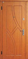 Модель 23 вхідні двері Саган класик 2 замку, р. Миколаїв
