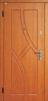 Модель 23 входные двери Саган классик 2 замка, г. Николаев, фото 2