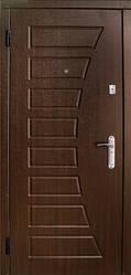 Модель 24 вхідні двері Саган класик 2 замку, р. Миколаїв