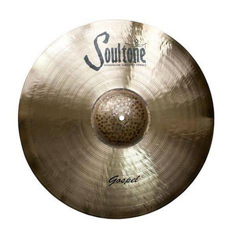 "Барабанная тарелка SOULTONE GSP-RID20 RIDE Gospel 20"", фото 2"