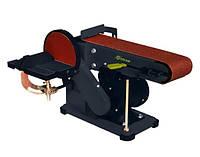 Ленточно-дисковый шлифовальный станок Титан KSM400