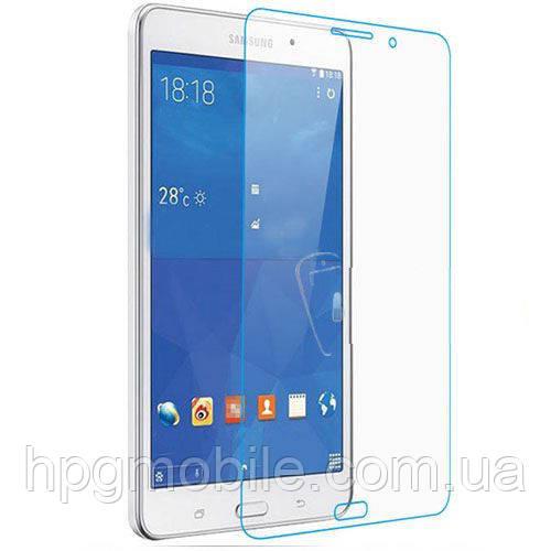 Защитное стекло на экран для Samsung Galaxy Tab 4 7.0 T230/T231 - 2.5D, 9H, 0.26 мм