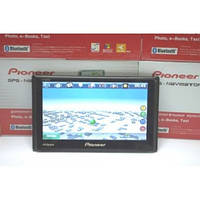 Gps навигатор Pioneer 7 дюймов с AV in (Bluetooth)