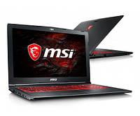MSI GV62 i5-8300H/16GB/120+1TB GTX1050