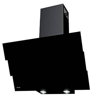 Кухонная вытяжка дымоходная BRAVO 6S MAAN LED СТЕКЛО 60см
