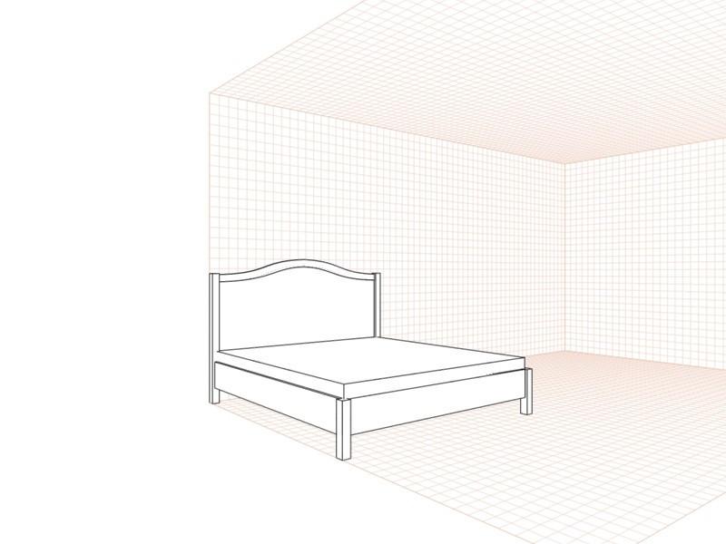 Кровать 200*210