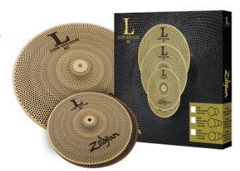 Набор тарелок ZILDJIAN L80 LOW VOLUME BOX SET LV38, фото 2