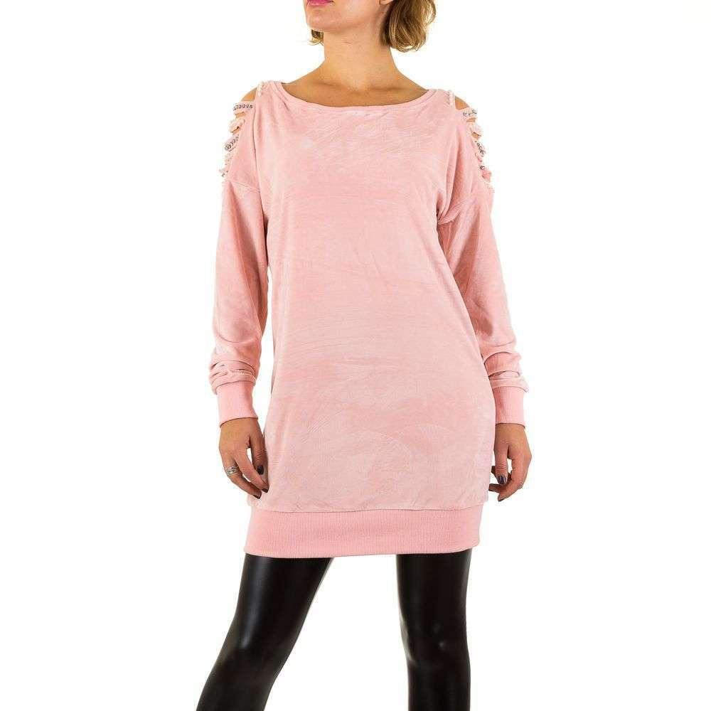 Женское платье от Emma&Ashley - розовый - KL-WJ-7575-розовый