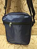 (24*19-большое)Спортивные барсетка adidas Водонепроницаемая сумка для через плечо только оптом, фото 4