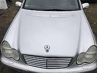 Капот серый Mercedes c-class w203, фото 1