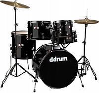 Набор ударных инструментов DDRUM D120 MIDNIGHT BLACK
