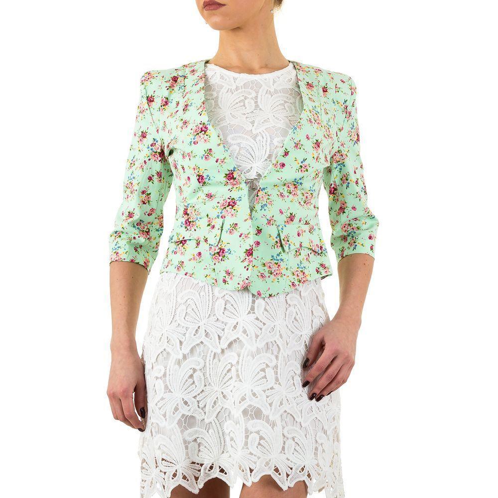 Женская куртка от Iclothing, размер 36 - mint - KL-786-P617-альбом 36