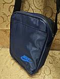 (24*19-большое)Спортивные барсетка nike Водонепроницаемая сумка для через плечо только оптом, фото 2