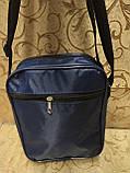 (24*19-большое)Спортивные барсетка nike Водонепроницаемая сумка для через плечо только оптом, фото 4