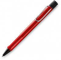 Ручка Шариковая Lamy Safari Красная / Стержень M16 1,0 мм Синий (4014519272434), фото 1