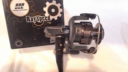Катушка EOS Ray Speed 2 подшипника, фото 2