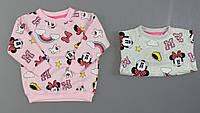 Кофта для девочек Disney, 62/68-86 рр . {есть:62/68,68/74,80}