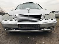 Бампер передний дорестайлинг Mercedes c-class w203