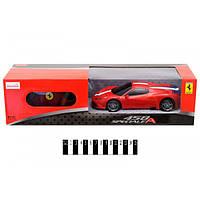Машина Ferrari 458 Speciale A, масштаб 1:24, машинка на радиоуправлении Rastar