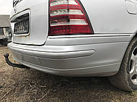 Бампер задній дорестайлинг універсал Mercedes c-class w203