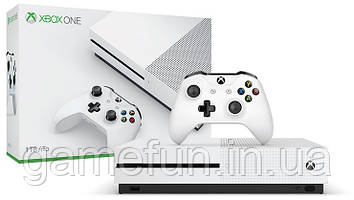 Xbox One S 1TB (4K Ultra HD) White