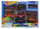 Машинки меняют цвет Набор 10 машинок, Хот Вилс меняют цвет GBS889-10, машинки меняющие цвет хотвилс hot wheels, фото 5
