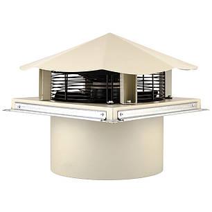 Осьовий даховий вентилятор Турбовент КВО 250, фото 2
