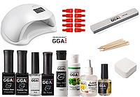 Стартовый набор GGA Professional+Лампа Sun 5 48 w