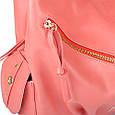 Женская сумка LASKARA LK-10239-coral, розовый, фото 6