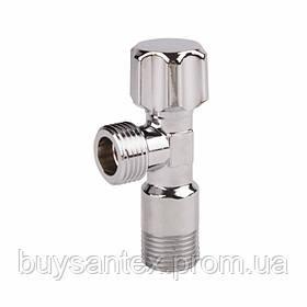 SD FORTE Кран угловой с вент. буксой 1/2 х 1/2   SF3441515