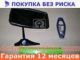 Зеркало боковое с прокладкой ВАЗ 2101 (Рекардо) 21011-8201050/58, фото 2