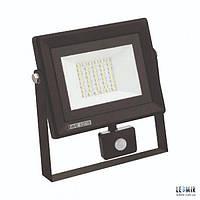 Светодиодный прожектор Horoz 30W-6500K с датчиком движения (068-009-0030)