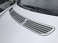 Решітка капота Mercedes c-class w203