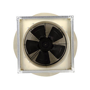 Крышный осевой вентилятор Турбовент КВО 350, фото 2