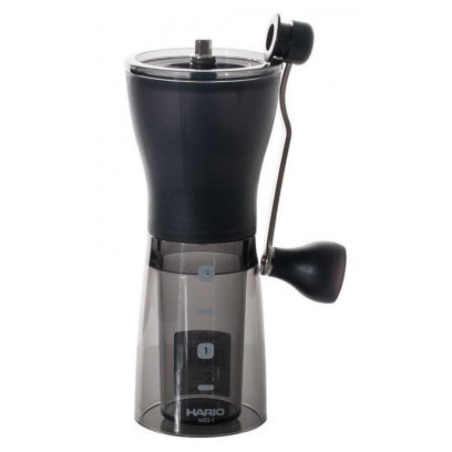 Ручная кофемолка японской фирмы харио  MSS-1DTB