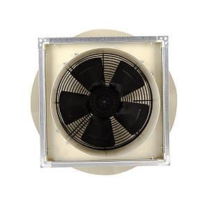 Осьовий даховий вентилятор Турбовент КВО 400, фото 2