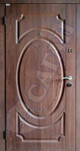 Модель 101 входные двери Саган Стандарт, Николаев, фото 2