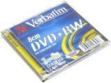 Диски DVD-RW 1,4Gb Verbatim mini / 2x/8см