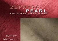 Zephyro PEARL Декоративная краска для стен с эффектом металла