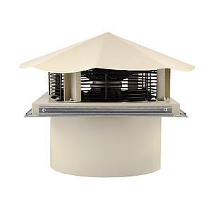 Осьовий даховий вентилятор Турбовент КВО 450, фото 2