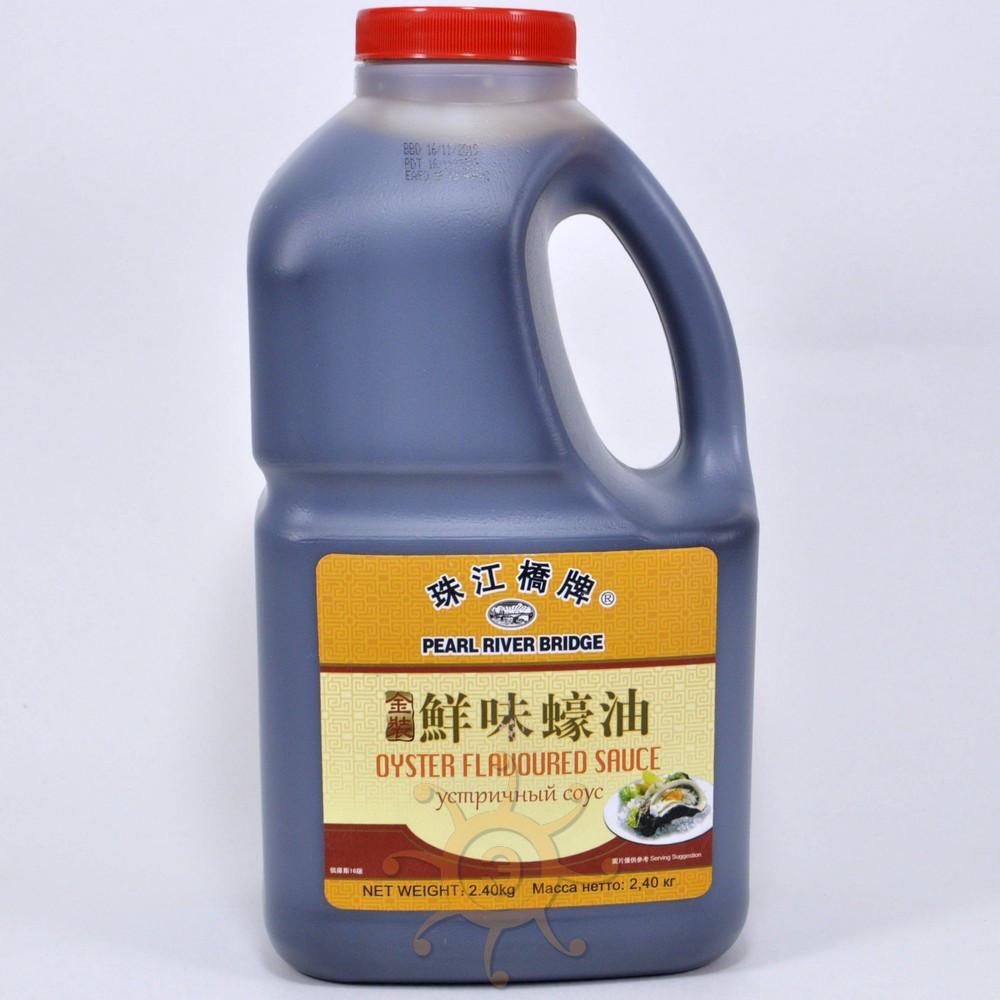 Устричный соус, Китай 2,4 кг